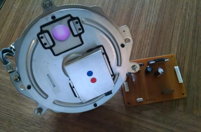 Filter wheel for Noritsu 2901
